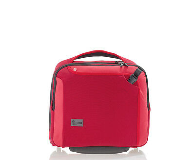 Crumpler 43cm Dry Red No.9 Rolling Tote - Red