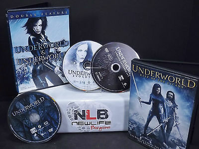 Underworld Trilogy, Evolution and Rise of the Lycans