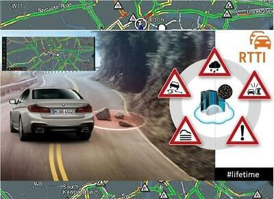 BMW Live Traffic - Exclusive RTTI for whole europe* CIC/NBT - #Summer
