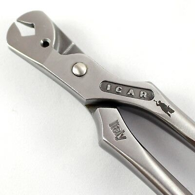 ICAR Crease Nail Puller | 12"