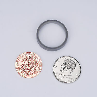 Scotch Type and Soda Magic Coin Trick Gimmick