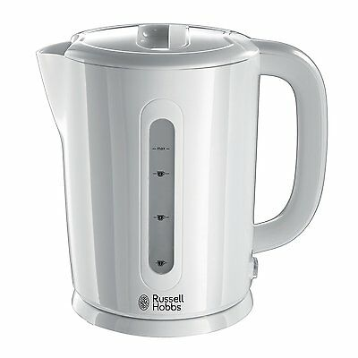Russell Hobbs 21470 Darwin 360 Immersed Kettle 1.7Ltr - 2.2Kw White - BRAND NEW