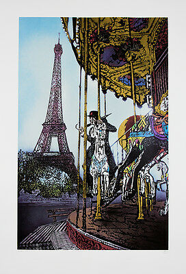 NICK WALKER - Silkscreen hand signed & numbered | Street urban art, graffiti
