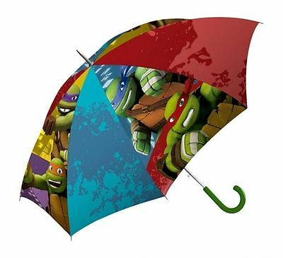 NINJA TURTLES :Children's Umbrella:Officially licensed:WH2 R6A 377 : NEW