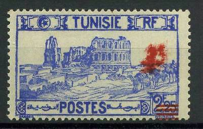 16-07-00453 - Tunisia 1940 Yv.  226 MNH 100% Sold as is Tunisie Surchargès