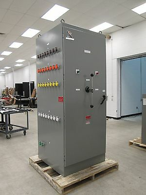 Manual Transfer Switch 60AMPS-3000AMPS
