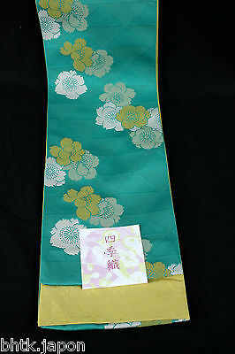 半幅帯 HANHABA OBI japonais - Ceinture japonaise - Made in Japan 144