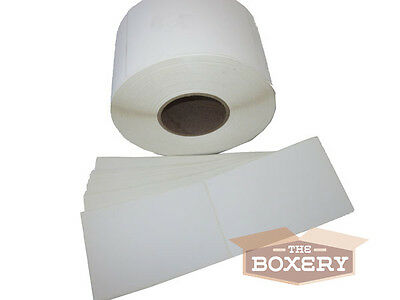 8 Rolls 4x6'' (250/RL) Direct Thermal Labels w/ Perforations from TheBoxery