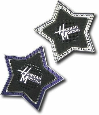 Disney HM200SS Hannah Montana Star Speakers System (IL/RT6-200-HM200SS-NOB)
