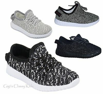 New Baby Toddler Boys Girls Tennis Shoes Running Sneakers Loafers Athletic Sport