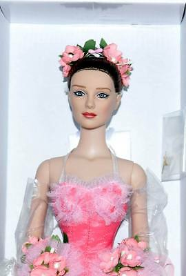 "Spring Time 16"" Ballet doll 2014 Tonner BW Daphne face Extra feet Ltd 400"