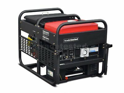 12.5kVA Petrol Generator 3 Phase with Electric Start Generators NEW