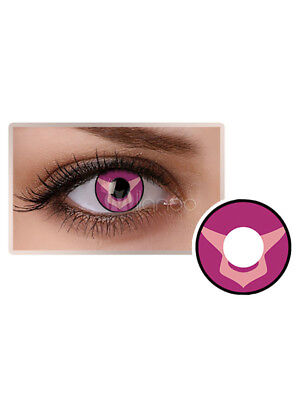 Lelouch Code Geass Crazy Anime Contact Lenses Color contact lens coloured