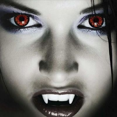 Vampire Twilight Halloween Crazy Anime Contact Lenses Color contact lens