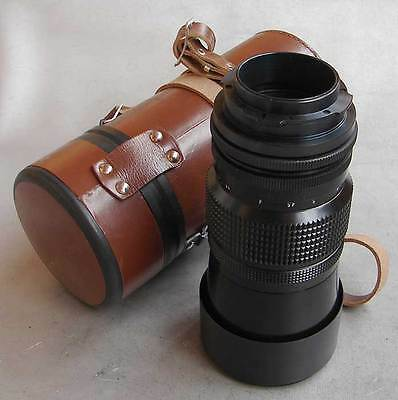 Jupiter-36 3.5/250mm Arsenal lens for ARRI Red One Arriflex PL movie camera, EXC