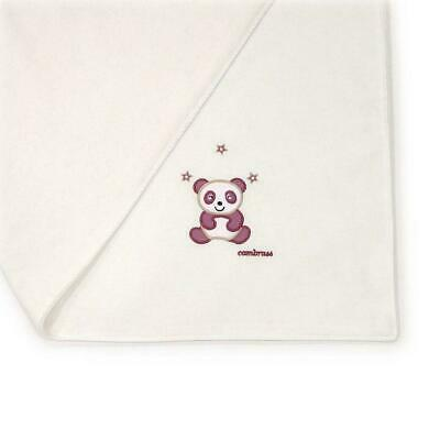 Cambrass Baby Girl Receiving Blanket RRP £40 85 x 70cm Christening