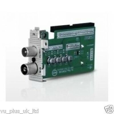 Vu+ Uno Ultimo Duo2 Solo 4K Hybird Plug and Play DVB-T2/T/ Tuner