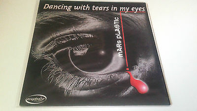 """Mars Plastic """"dancing With Tears In My Eyes"""" Maxi 12"""" Lp Ex/ex"""