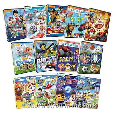PAW PATROL: Nick JR Junior Series 13 Complete Collections Box / DVD ...
