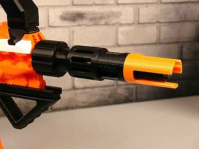 "Shinrabasho Flash Nozzle ""Outdoor Series"" for Nerf® Gun"