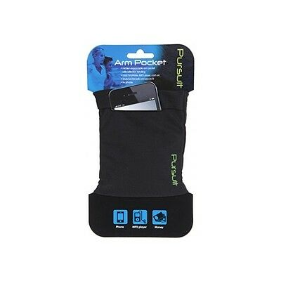 Summit Pursuit Running/Cycling Arm Pocket Wallet For Phone/IPod/Money Expandable