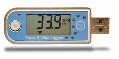 Monarch 5396-0201 RH/Temp Track-It Compact Data Logger with LCD Display