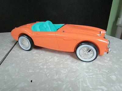 Vintage Barbie 1962 Austin Healey Roadster