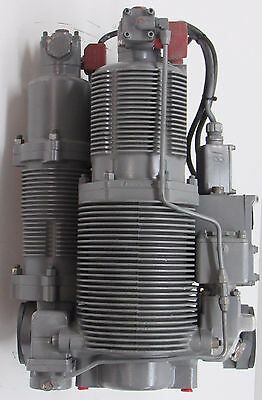 NEW Graham White 975 Series Twin Tower Compressed Air Dryer System Locomotive