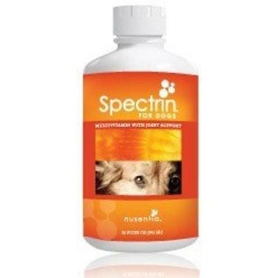 Nusentia Spectrina for Dogs Antioxidants & Vitamins with Joint Support  32OZ