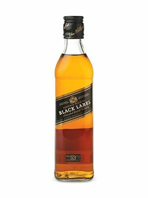 Johnnie Walker Black 375Ml Scotch Whisky