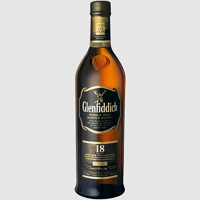 Glenfiddich 18 Year Old Ancient Reserve Scotch Whisky 700Ml