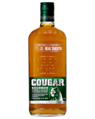 COUGAR BOURBON 700ml BOTTLE AMERICAN WHISKEY