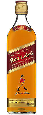 Johnnie Walker Red 375Ml Scotch Whisky