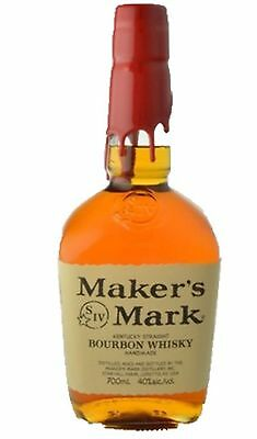 Makers Mark American Bourbon Whisky 700 Ml