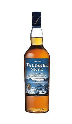 Talisker Skye Single Malt Scotch Whisky 700 Ml