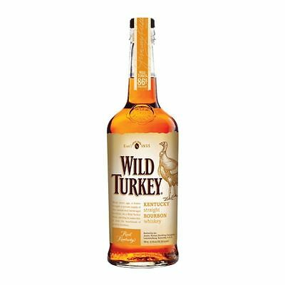 Wild Turkey American Bourbon Whisky 700 Ml