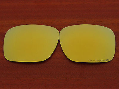 Replacement Gold Polarized Lenses for Holbrook Sunglasses OO9102