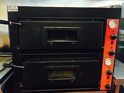 Black Panther Pizza oven