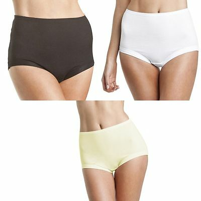 Bonds Womens Cottontails Extra Lycra Full Brief Underwear Plus Size 12-26 Ww1M13