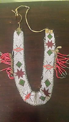 Northern Cree Beaded Headband