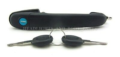 New! VW Polo Classic Caddy Sharan Ford Galaxy Ibiza Door Handle Lock Front R=L