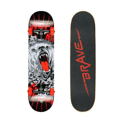 "31"" inch Concave Complete Skateboard"