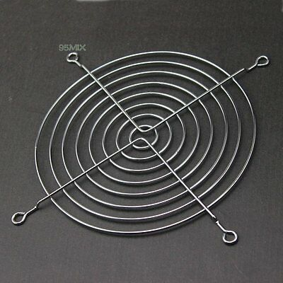 140mm 5.5 inch PC Computer DC Fan Grill Metal Wire Finger Guard Protector 14cm