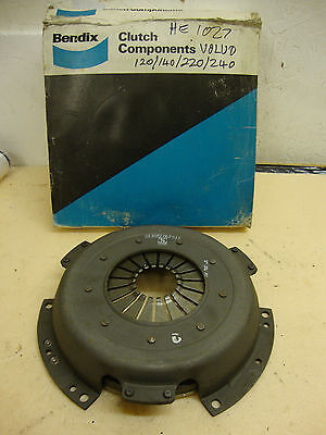 Sachs Clutch Cover He1027 Volvo 120 140 220 1968~74 240 Series 1974~~