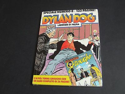 Dylan Dog Speciale Blisterato N.8