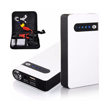 20000mAh Portable Car Jump Starter Power Bank Vehicle Battery Charger