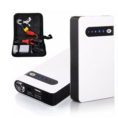 Portable 20000mAh Car Jump Starter Vehicle Battery Charger Power Bank Engine New