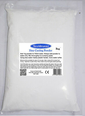 Plaster of Paris 230g Mouldmaster