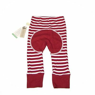 Baby Striped Long Pants-70% Bamboo & 30% Organic Cotton