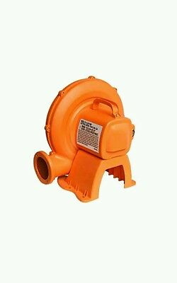 ** Electric Air Blower W3E 430-450W Orange - For Bouncy Castles New